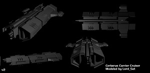 Cerberus Carrier Cruiser V2