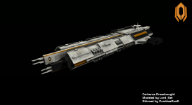 Cerberus Dreadnought (reskinned)