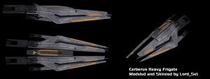 Cerberus Heavy Frigate