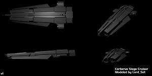 Cerberus Siege Cruiser