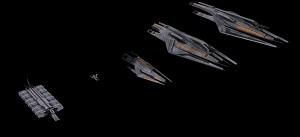 Cerberus Ship Update