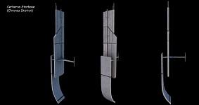 Cerberus Starbase (Cronos Station)