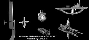 Cerberus Station Update