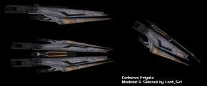 Cerberus Frigate