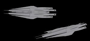 Cerberus Heavy Cruiser: V3