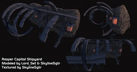 Reaper Capital Shipyard Textured