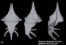 Reaper Vanguard Cruiser