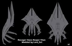 Ravager Class Reaper Titan V2