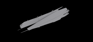Systems Alliance Dreadnought: Remodel