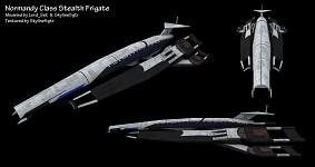 Normandy Class Stealth Frigate
