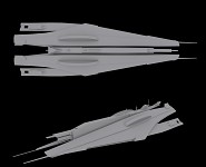 Systems Alliance Cruiser: V5