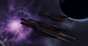 New Cerberus Cruiser: Rebellion