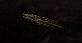 Cerberus Heavy Cruiser V2: Rebellion