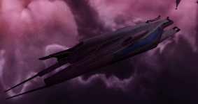 Systems Alliance Cruiser: Rebellion