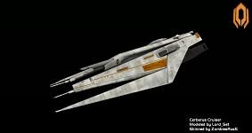 Cerberus Cruiser (Skinned)