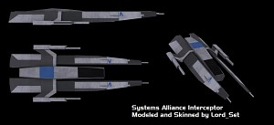 Systems Alliance Interceptor