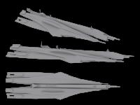 Cerberus Sherman Frigate