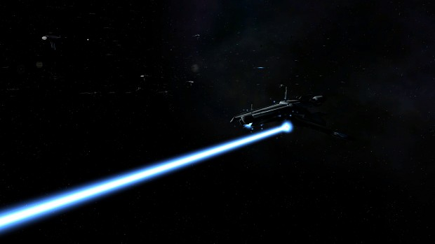 Huge Mass Effect Naval Engagement
