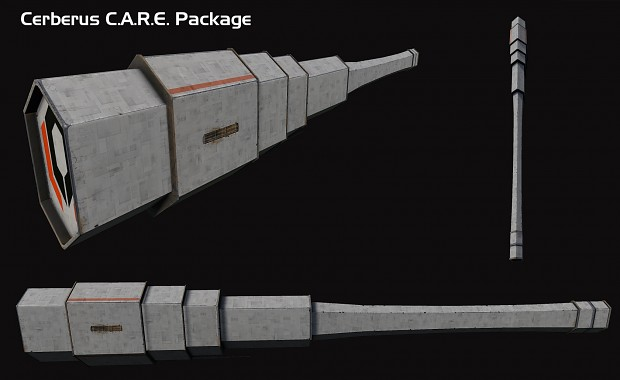 Cerberus C.A.R.E. Package