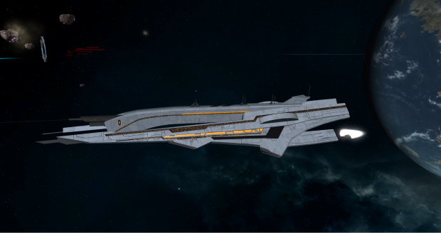 Arcadia Heavy Cruiser