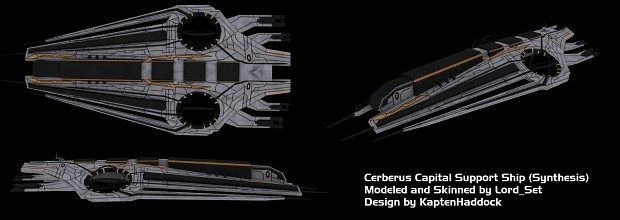Cerberus Capital Support Ship: Synthesis