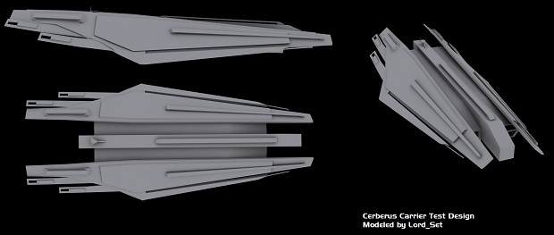 Cerberus Carrier Test Design