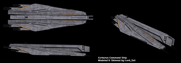 Cerberus Command Ship