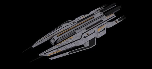 Cerberus Carrier Titan Skin: WIP image - Dawn of the Reapers
