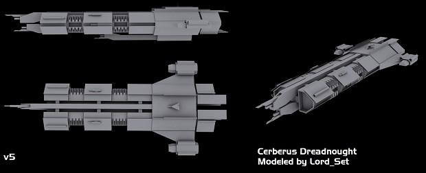 Cerberus Dreadnought Rebuild