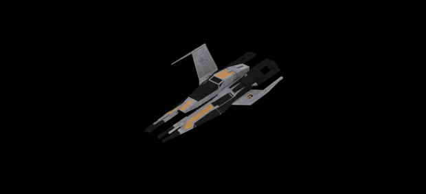 Cerberus Fighter: V2 Skinned