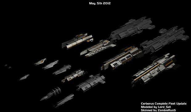 Cerberus Fleet Update 5