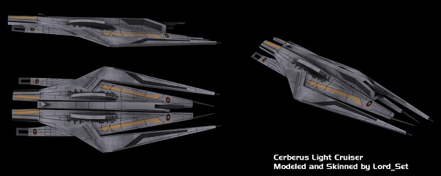 Cerberus Light Cruiser Redux