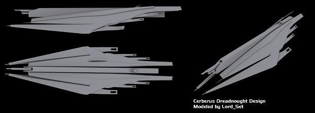 Possible Cerberus Dread