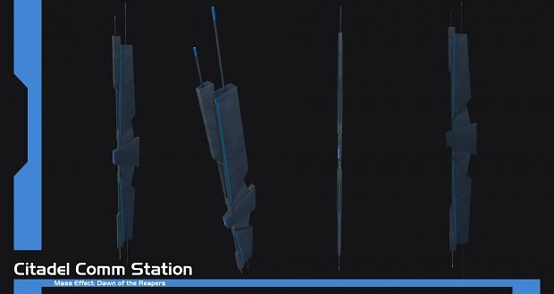 Citadel Comm Station