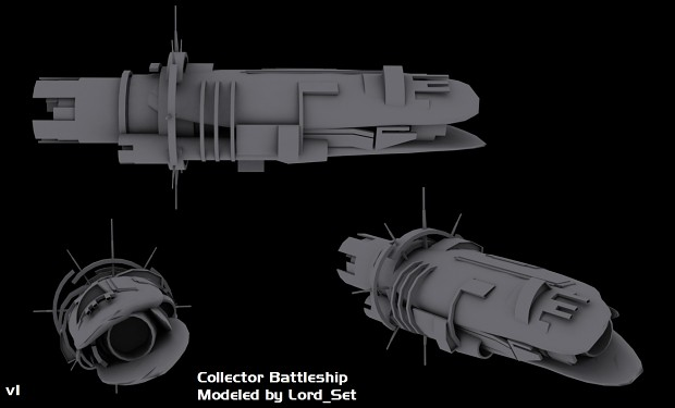 Collector Battleship