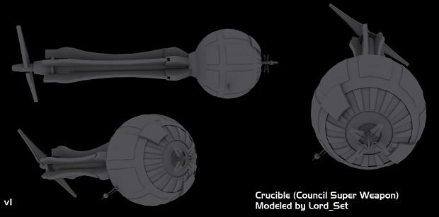 Crucible v1