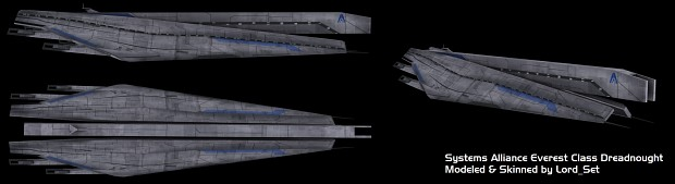 Everest Class Dreadnought