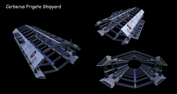 Cerberus Frigate Shipyard