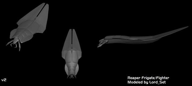 Reaper Frigate/Fighter V2