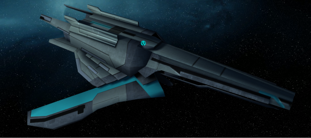 Turian Battleship: Rebellion HD