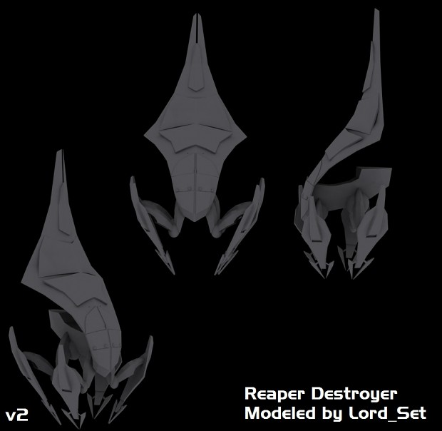 Reaper Destroyer