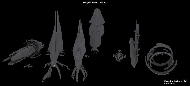 Reaper Fleet Update