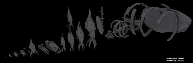 Reaper Fleet Update 5
