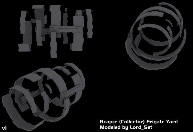 Reaper (Collector) Frigate Yard