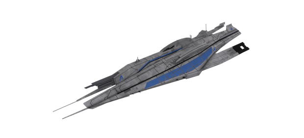 Alliance Cruiser v6: Skinned