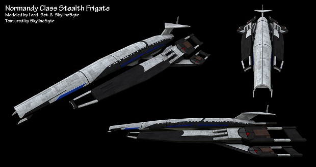 Normandy Class Stealth Frigate