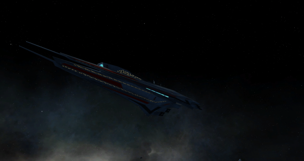 Cerberus Carrier Capital Ship