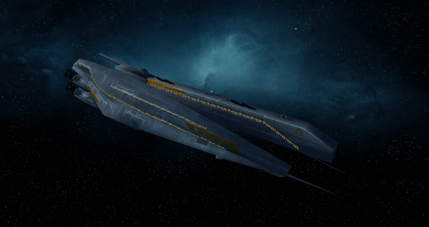 Systems Alliance Dreadnought: Rebellion