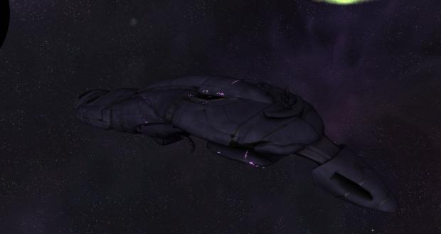 Geth Dreadnought: Rebellion
