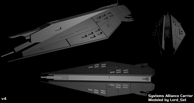 Systems Alliance Carrier (New)